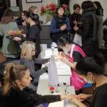 Evento negozio Wow Nail. 11/02/2015 © Giovanni Panizza